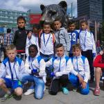 Visite d'Oslo et de sa grande place