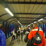Couloir du métro
